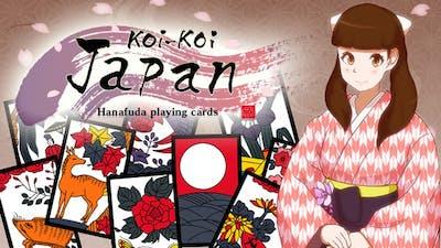 Koi-Koi Japan [Hanafuda playing cards]