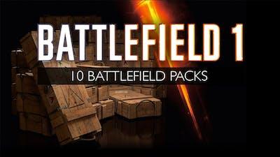 Battlefield 1 Battlepacks x 10