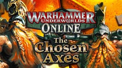 Warhammer Underworlds: Online - Warband: The Chosen Axes