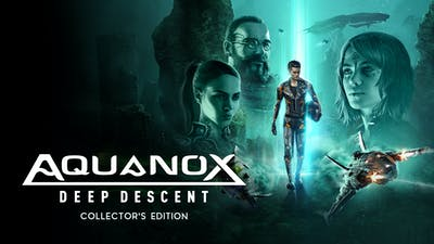 Aquanox Deep Descent - Collectors Edition