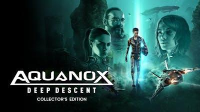Aquanox Deep Descent - Collectors Edition