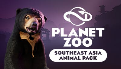 Planet Zoo: Southeast Asia Animal Pack - DLC