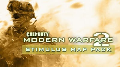 Call of Duty: Modern Warfare 2 Stimulus Package DLC