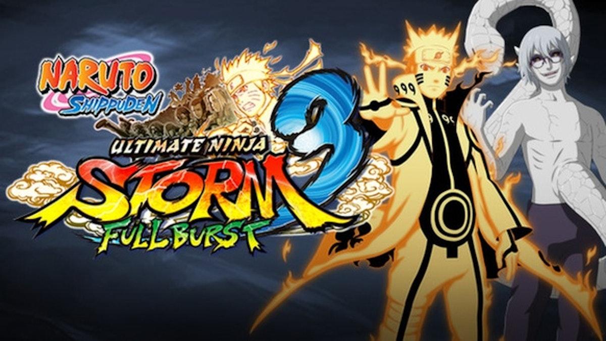 Naruto Shippuden Ultimate Ninja STORM 3 Full Burst | PC