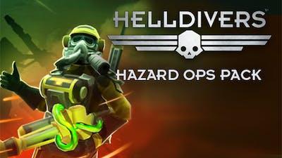 HELLDIVERS - Hazard Ops Pack - DLC