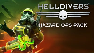 HELLDIVERS™ - Hazard Ops Pack