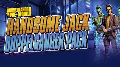 Borderlands: The Pre-Sequel - Handsome Jack Doppelganger Pack DLC