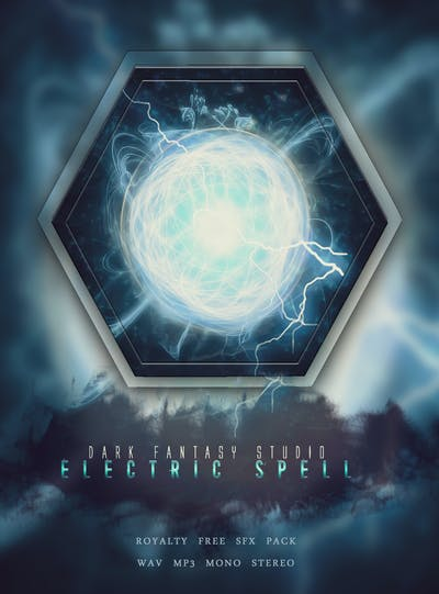 Electric Spell SFX Pack