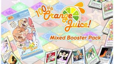 100% Orange Juice - Mixed Booster Pack - DLC