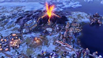 Sid Meier's Civilization VI: Gathering Storm | PC Steam Downloadable