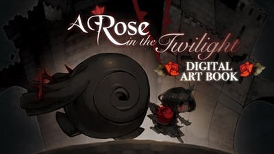 A Rose in the Twilight - Digital Art Book DLC