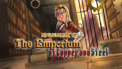 RPG Maker VX Ace: The Emporium of Copper and Steel DLC