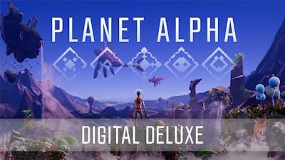 PLANET ALPHA DIGITAL DELUXE