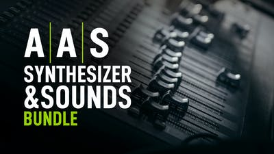 AAS Synthesizer and Sounds Bundle