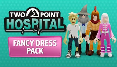 Two Point Hospital - The Fancy Dress Pack - DLC