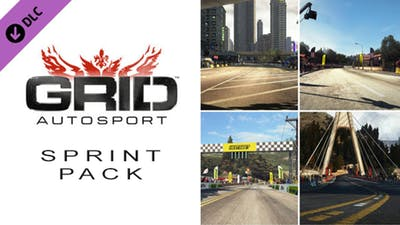 GRID Autosport - Sprint Pack DLC | PC Steam Downloadable