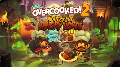 Overcooked! 2 - Night of the Hangry Horde - DLC