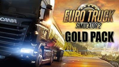 Euro Truck Simulator 2 - Gold Pack