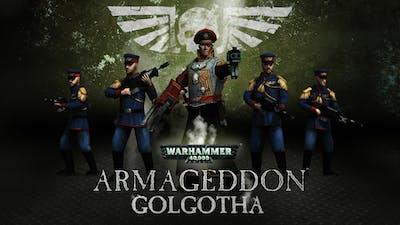 Warhammer 40,000: Armageddon - Golgotha DLC