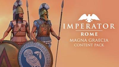 Imperator: Rome - Magna Graecia Content Pack - DLC