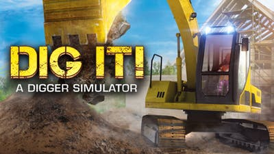 DIG IT! - A Digger Simulator