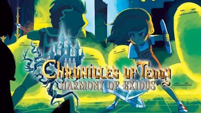 Chronicles of Teddy