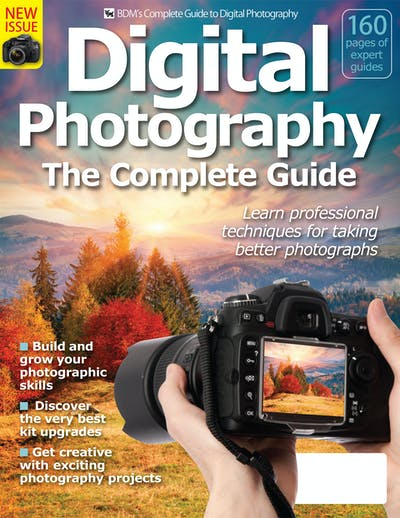 Digital Photography The Complete Guide