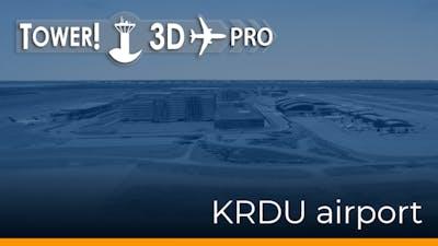 Tower!3D Pro - KRDU airport - DLC