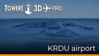 Tower!3D Pro - KRDU airport