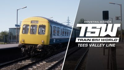 Train Sim World: Tees Valley Line: Darlington – Saltburn-by-the-Sea Route Add-On