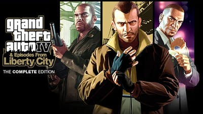 Grand Theft Auto IV: Complete Edition   PC Steam Game
