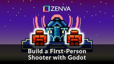 Build a First-Person Shooter with Godot