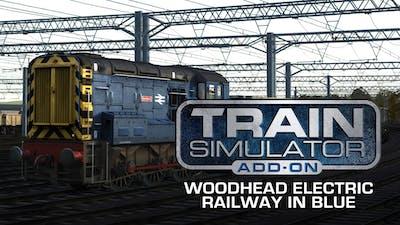 Train Simulator: Woodhead Electric Railway in Blue Route Add-On - DLC