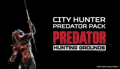 Predator: Hunting Grounds - City Hunter Predator DLC Pack