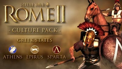 Total War: ROME II - Greek States Culture Pack DLC