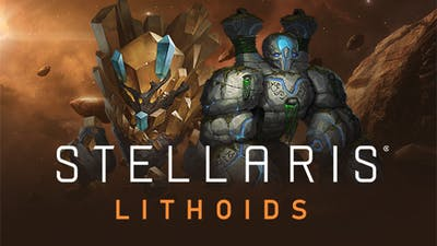 Stellaris: Lithoids Species Pack - DLC