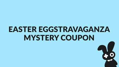 Easter Eggstravaganza Mystery Coupon