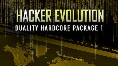 Hacker Evolution Duality: Hardcore Package Part 1 DLC