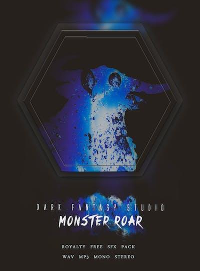 Monster Roar SFX Pack