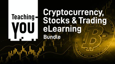 Cryptocurrency, Stocks & Trading eLearning Bundle