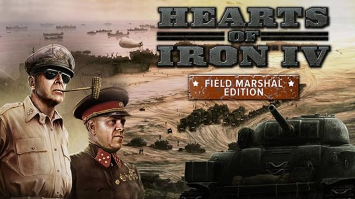 Hearts of Iron IV: Field Marshal Edition | Linux Mac PC