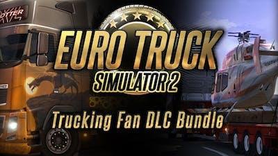 Euro Truck Simulator 2 - Trucking Fan DLC Bundle