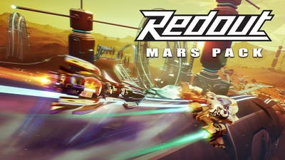 Redout - Mars Pack DLC