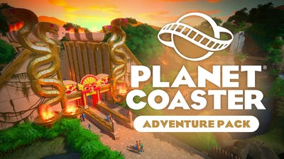 Planet Coaster - Adventure Pack - DLC