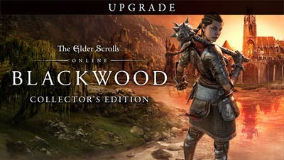 The Elder Scrolls Online: Blackwood Collectors Edition Upgrade - DLC