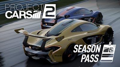 Project CARS 2 Season Pass - DLC