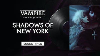 Vampire: The Masquerade – Shadows of New York Deluxe Edition Soundtrack - DLC
