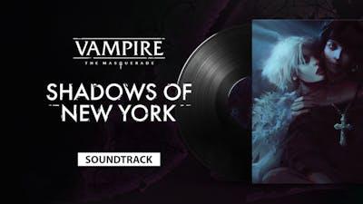 Vampire: The Masquerade – Shadows of New York Deluxe Edition Soundtrack