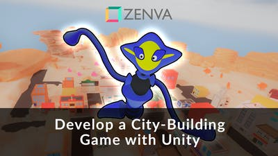 Develop a City-Building Game with Unity