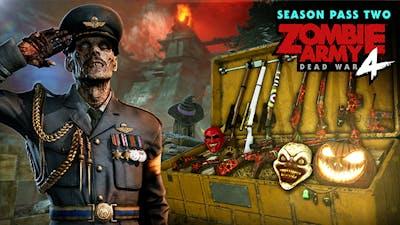 Zombie Army 4 Dead War Season Pass Two